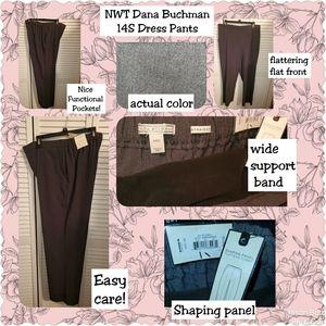 New with tags Dana Buchman 14s Dress Pants